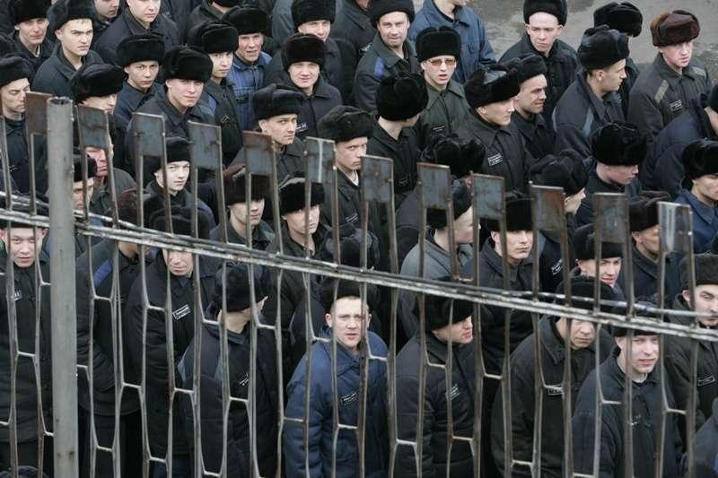 Защита прав заключенных в россии все