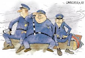 уравниловка в системе МВД России